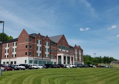 LMU – College of Veterinary Medicine Building