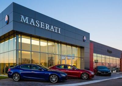 Harper Maserati