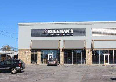 Bullman's Upfit
