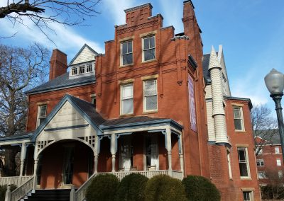 MC Willard House
