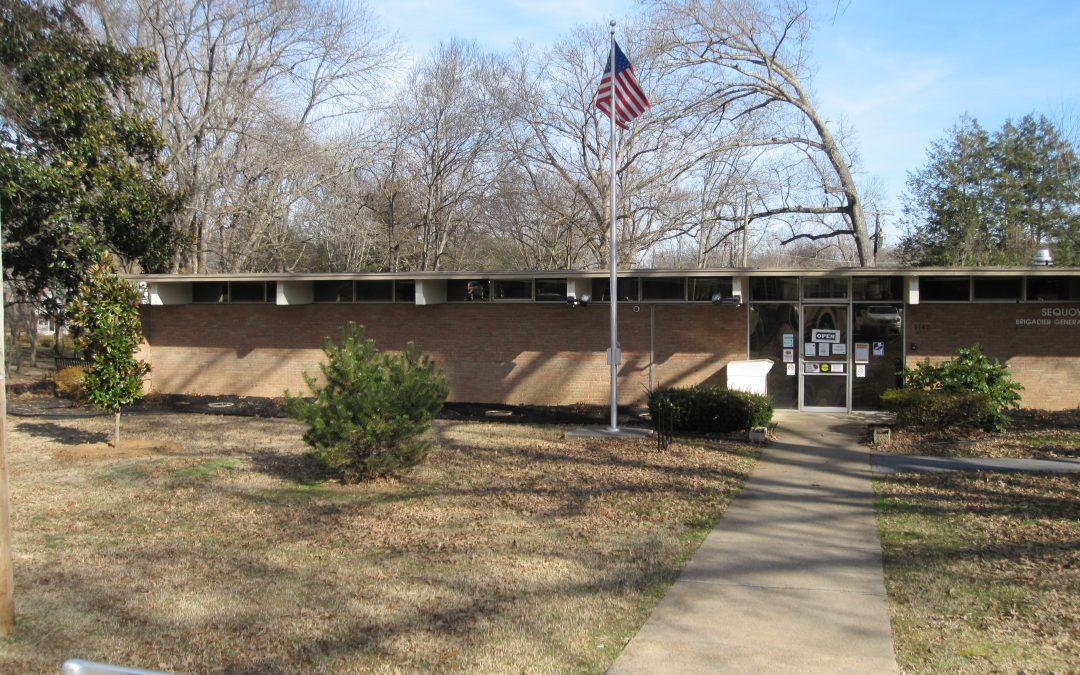 Sequoyah Hills Library