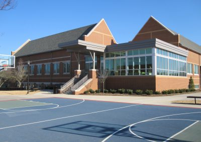 Webb School Haslam Building